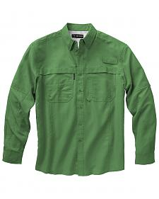 Dri Duck Men's Catch Long Sleeve Shirt - 3X & 4X