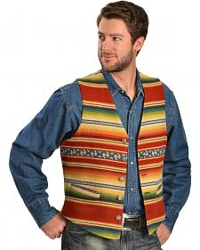Pendleton Casa Grande Constructed Striped Vest