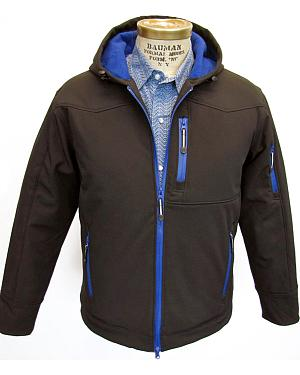 Roper Rangegear Hi Tech Fleece Hooded Jacket