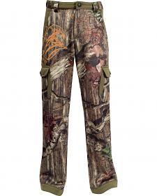 Rocky R.A.M. Children Boys' Camo Pants