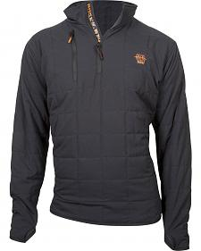Rocky Men's Athletic Mobility Midweight Level 2 1/4 Zip Pullover
