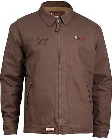 Rocky Men's WorkSmart Waterproof Short Jacket