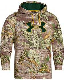 Under Armour Men's Realtree Camo Big Logo Hoodie