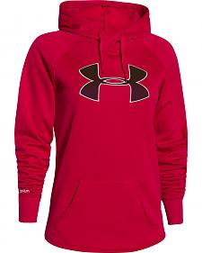 Under Armour Women's UA Rival Storm ColdGear Hoodie