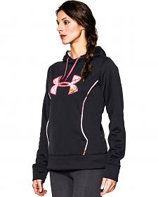 Under Armour Women's UA Storm Caliber Camo Hoodie