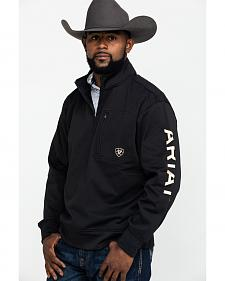 Ariat Tek Fleece 1/4 Zip Pullover
