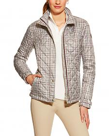 Ariat Women's Delphine Plaid Jacket
