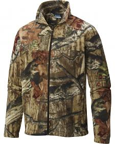 Columbia Men's PHG Camo Fleece Jacket