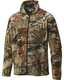 Columbia Men's PHG Camo Fleece Jacket