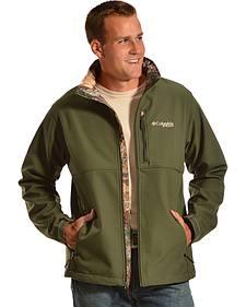 Columbia Men's PHG Ascender Camo Softshell Jacket