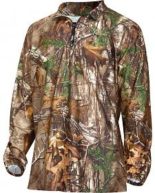 Rocky ProHunter Camo 1/4 Zip Shirt