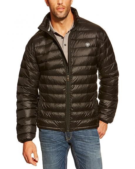Ariat Men's Ideal Down Quilted Jacket