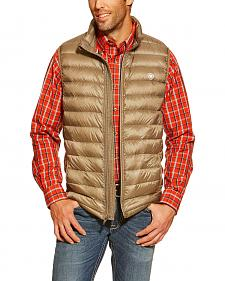 Ariat Men's Ideal Down Quilted Vest