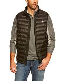 Ariat Men's Ideal Down Quilted Vest