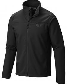 Mountain Hardwear Black Solamere Jacket