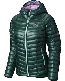 Mountain Hardwear Women's Ghost Whisperer Down Hooded Jacket