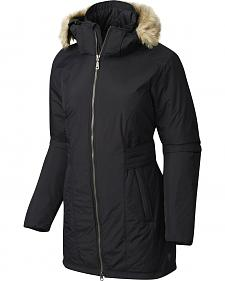 Mountain Hardwear Women's Black Potrero Parka