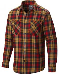 Mountain Hardwear Trekkin Long Sleeve Flannel Shirt
