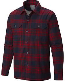 Mountain Hardwear Trekkin Fleece-Lined Shacket