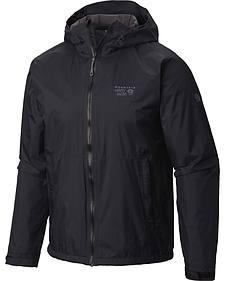 Mountain Hardwear Black Finder Jacket