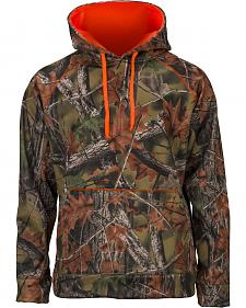Trail Crest Men's Custom Softshell Hoodie