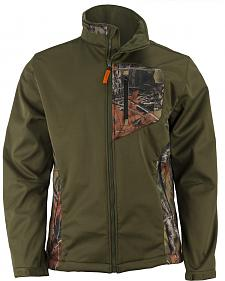 Trail Crest Men's Waterproof & Windproof Custom XRG Softshell Jacket