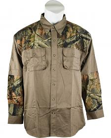 Trail Crest Men's Highland Timber Shooting Shirt