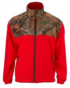 Trail Crest Women's Camo C-Max Wind Jacket