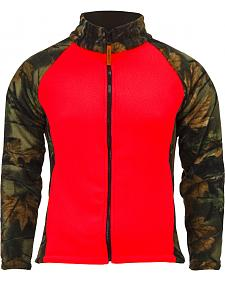 Trail Crest Women's Semi Fitted Fleece Jacket