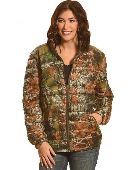 Trail Crest Women's Ultra Thurmic Silk Padded Quilted Jacket
