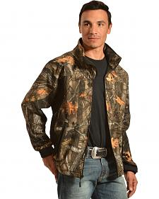 Red Ranch Men's Camo Bonded Fleece Jacket