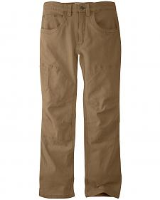 Mountain Khaki Tobacco Camber 107 Pants - Relaxed Fit