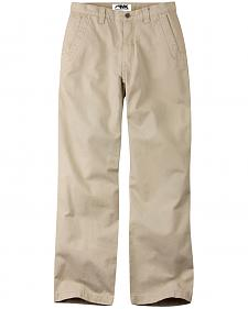 Mountain Khakis Sand Teton Twill Pants - Relaxed Fit