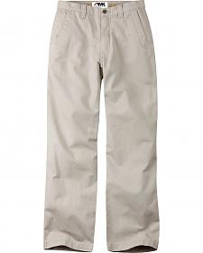 Mountain Khakis Stone Teton Twill Pants - Relaxed Fit