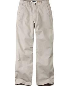 Mountain Khakis Stone Teton Twill Pants - Relaxed Fit