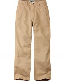 Mountain Khakis Retro Khaki Teton Twill Pants - Relaxed Fit