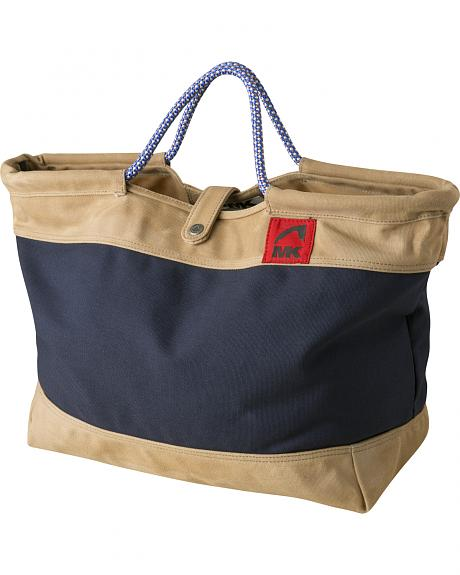 Mountain Khakis Navy Market Tote