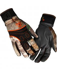 Rocky Realtree Xtra Camo RAM Griptech Gloves