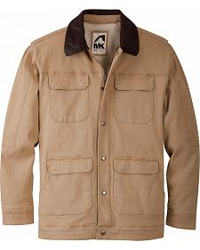 Mountain Khakis Yellowstone Ranch Shearling Jacket