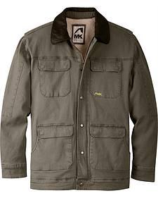 Mountain Khakis Terra Ranch Shearling Jacket