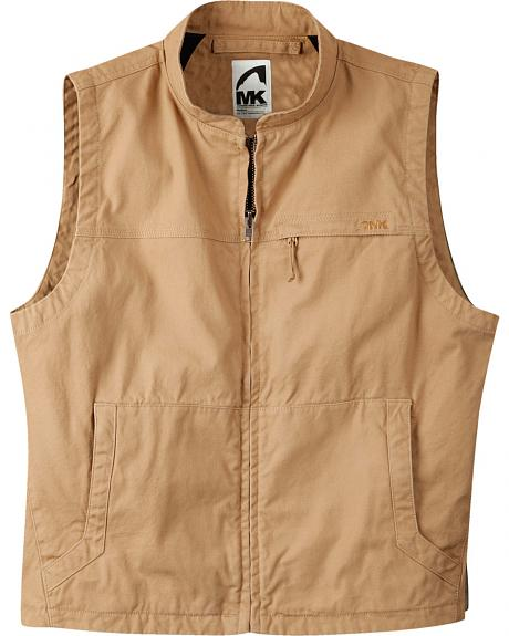 Mountain Khakis Yellowstone Stagecoach Vest