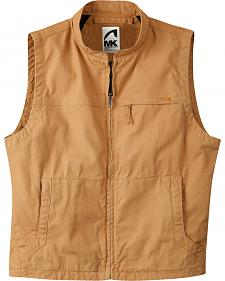 Mountain Khakis Ranch Tan Stagecoach Vest