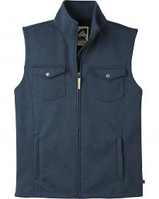 Mountain Khakis Navy Old Faithful Vest
