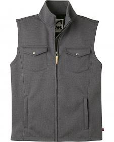 Mountain Khakis Men's Charcoal Old Faithful Vest
