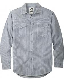 Mountain Khakis Grey Original Mountain Denim Shirt