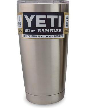 YETI Coolers Rambler 20 oz. Tumbler