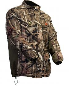 My Core Gear Mossy Oak Camo My Core Control Heated Jacket