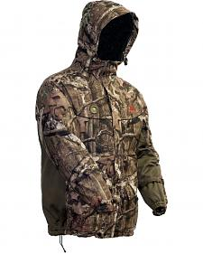 My Core Gear Mossy Oak Camo My Core Control Heated Parka