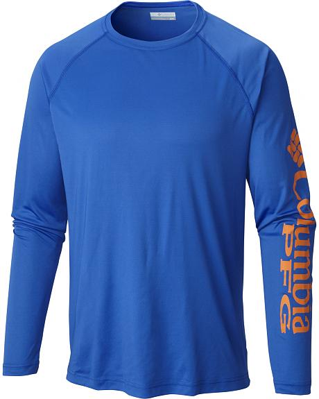 Columbia Men's PFG Terminal Tackle Long Sleeve Tee