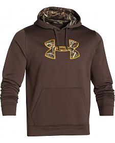 Under Armour Men's UA Storm Caliber Water-Resistant Camo Hoodie